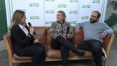 Interview with Anne Katrine & Peter