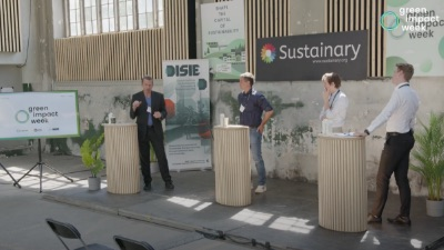 Fostering Green Entrepreneurs and commercialisation